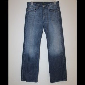7 for all mankind Relaxed jeans 34